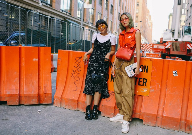 street style 6 Nedelja mode u Njujorku: Najbolja Street Style izdanja za proleće 2017.