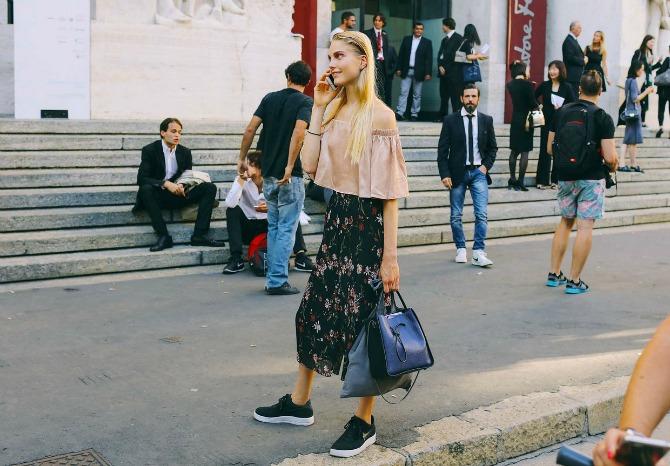 street style 91 Nedelja mode u Milanu: Najoriginalnija Street Style izdanja