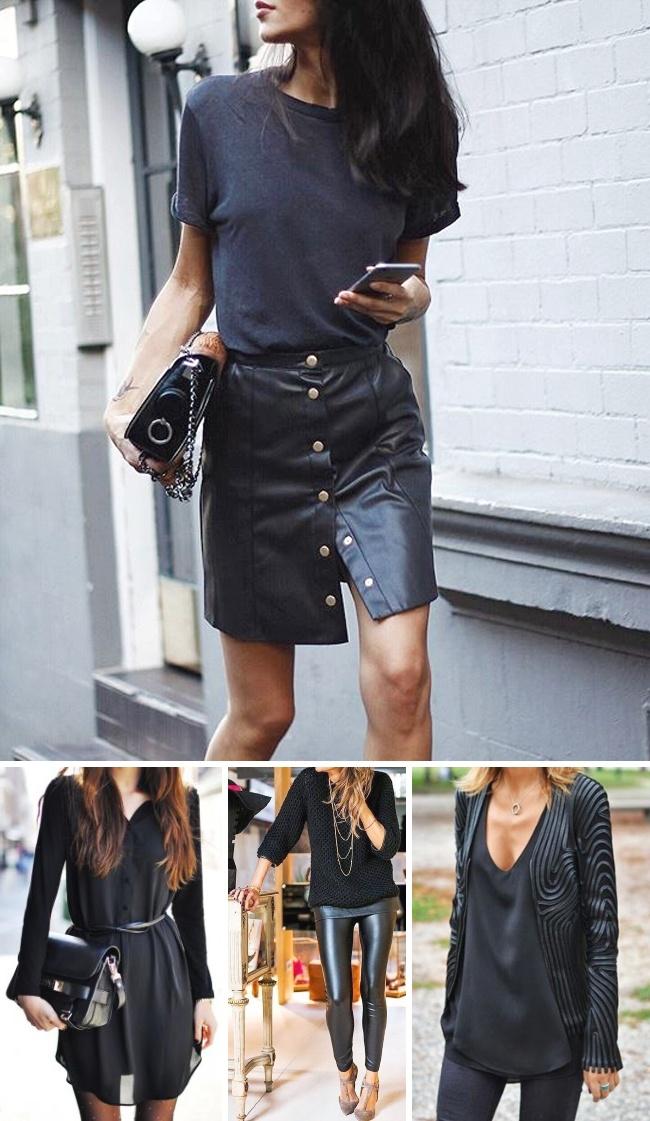 teksture 9 trikova kako da izgledaš zanosno u crnom