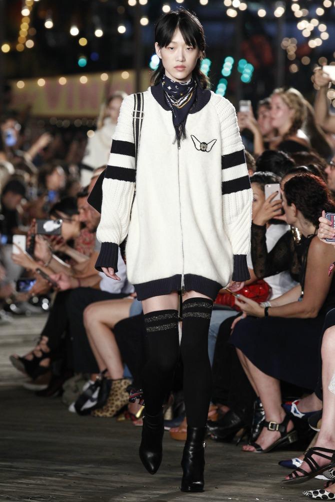 tommy 1 Tommy Hilfiger protresao Nedelju mode u Njujorku