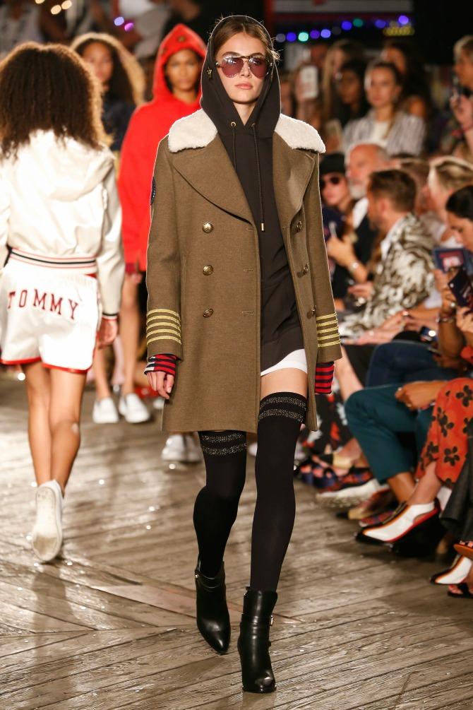tommy 2 Tommy Hilfiger protresao Nedelju mode u Njujorku
