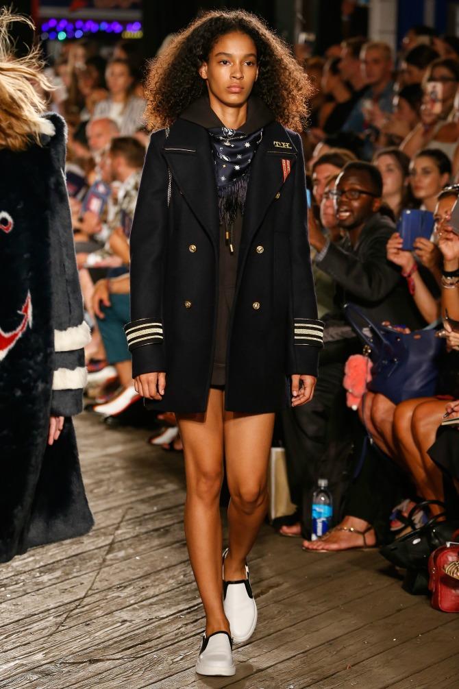 tommy 3 Tommy Hilfiger protresao Nedelju mode u Njujorku