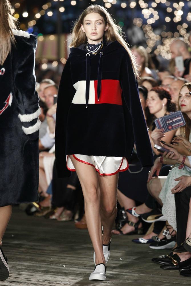 tommy 4 Tommy Hilfiger protresao Nedelju mode u Njujorku