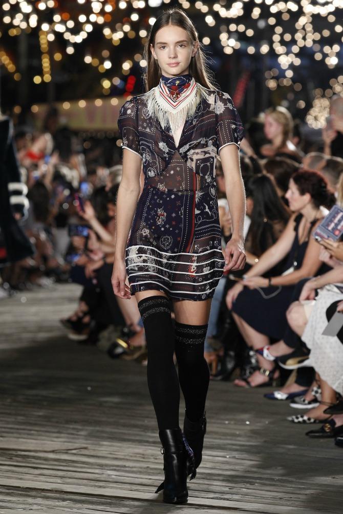 tommy 5 Tommy Hilfiger protresao Nedelju mode u Njujorku