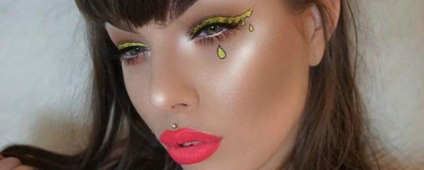 """Žuti ajlajner: Neobični trend koji je """"zaludeo"""" Beauty blogerke"""