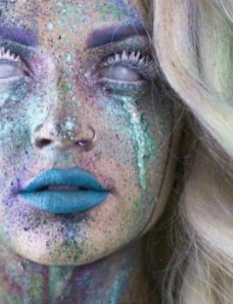 10 zastrašujućih, ali fantastičnih makeup ideja za Noć veštica