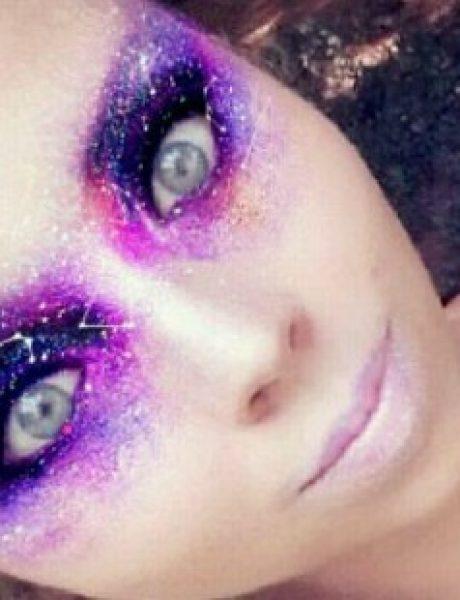 Magični makeup za Noć veštica