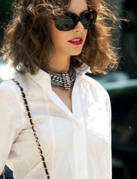 6 načina kako da nosiš belu košulju kao prava Njujorčanka