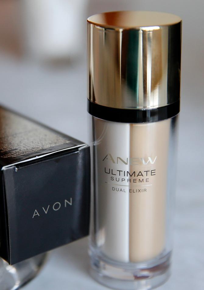 Avon Anew Ultimate Supreme dvostruki eliksir Inovacija godine: Dvostruki eliksir za savršeni izgled tvoje kože