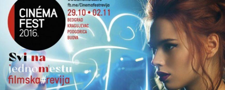 Ekskluzivno: Program CINEMAFEST-a