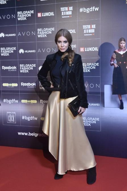 DJT2111 Retrospektivnom revijom otvoren jubilarni 40. Belgrade Fashion Week