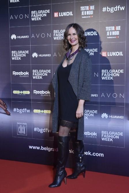 DJT2132 Retrospektivnom revijom otvoren jubilarni 40. Belgrade Fashion Week