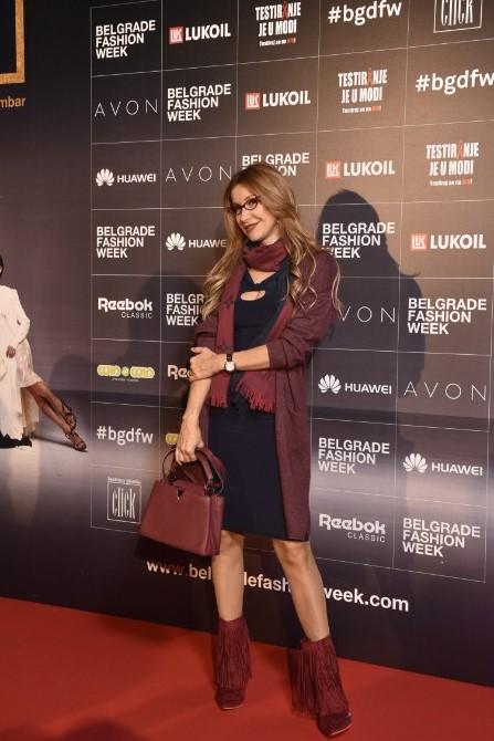 DJT21431 Retrospektivnom revijom otvoren jubilarni 40. Belgrade Fashion Week