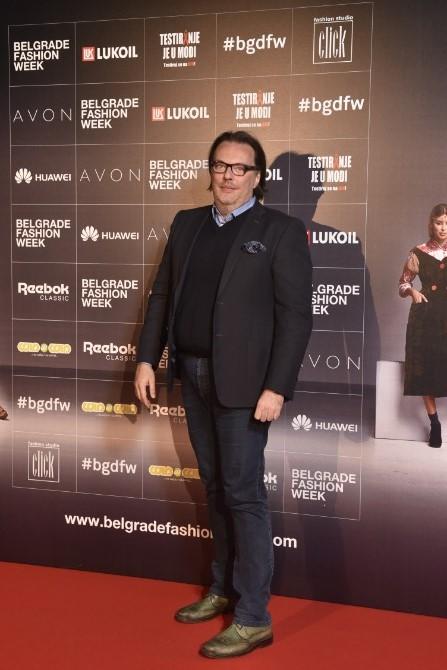 DJT2192 Retrospektivnom revijom otvoren jubilarni 40. Belgrade Fashion Week