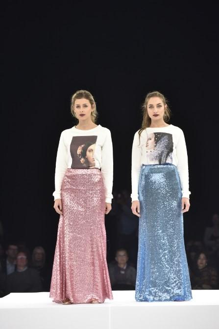 DJT2817 Retrospektivnom revijom otvoren jubilarni 40. Belgrade Fashion Week