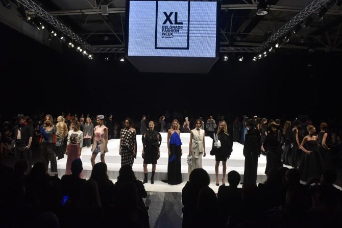 DJT3527 Retrospektivnom revijom otvoren jubilarni 40. Belgrade Fashion Week
