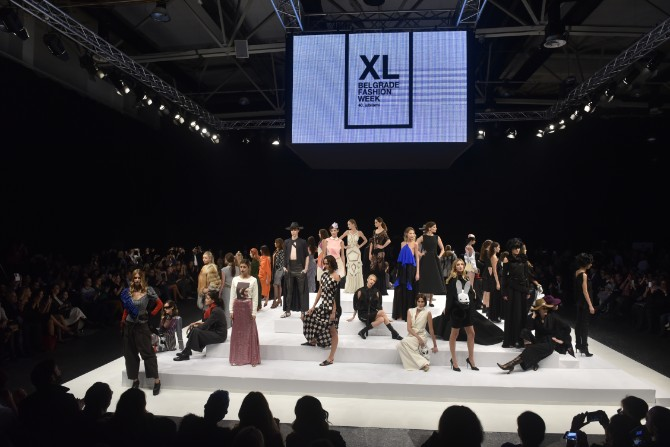 DJT3550 Retrospektivnom revijom otvoren jubilarni 40. Belgrade Fashion Week
