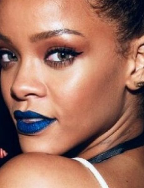 Kako da nosiš plavi karmin?