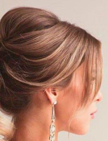 """Kratki tutorijali za savršene frizure kada si u """"stisci"""" sa vremenom"""