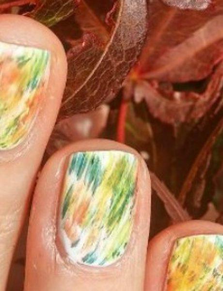 Simpatični manikir kojim ćeš upotpuniti svoj jesenji autfit