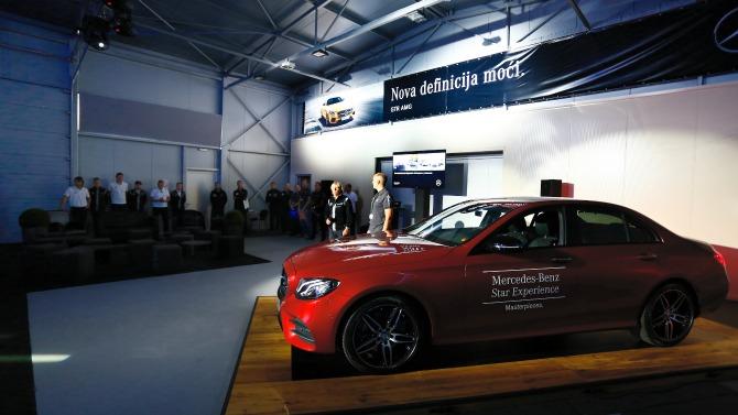 Star Experience 2016 2750 Događaj za sve ljubitelje Mercedes Benz automobila