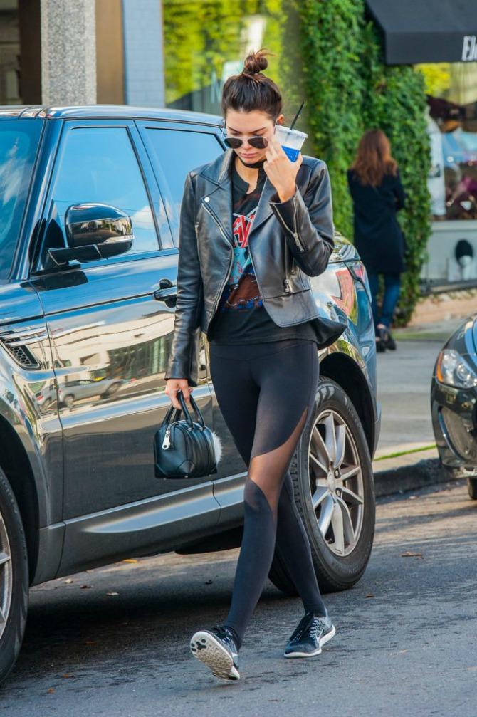 Trend koji vole i poznate manekenke All in Black: Trend koji vole i poznate manekenke