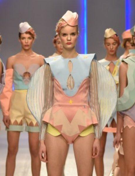 Belgrade Fashion Week: Energija boja!
