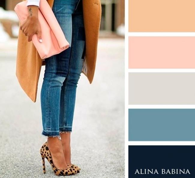 boje 4 6 perfektnih kombinacija boja za tvoj jesenji autfit