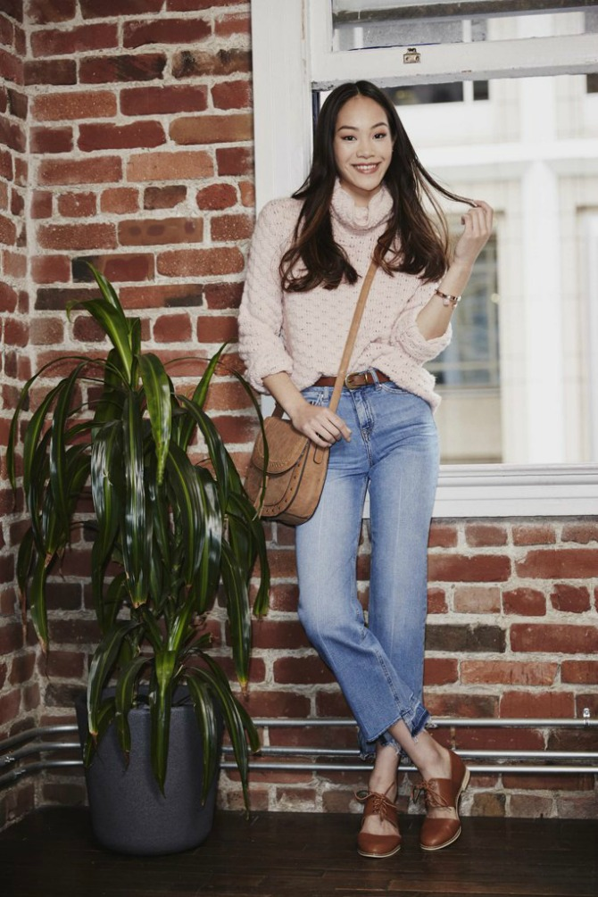 dzemper 1 3 trendi načina kako da nosiš džemper kao prava Street Style zvezda