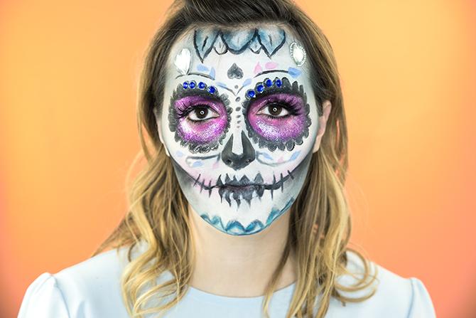 elena makeup1 Halloween Makeup Tutorial: Pronađi inspiraciju za sebe