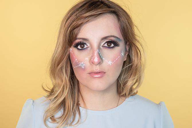 elena makeup2 Halloween Makeup Tutorial: Pronađi inspiraciju za sebe