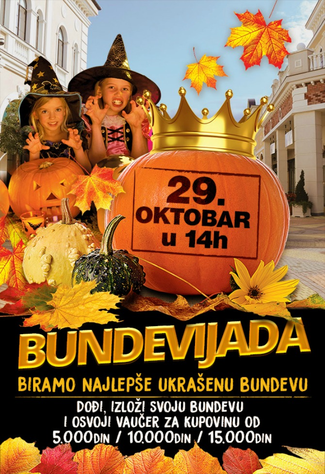 indjija 2 Bundevijada u Fashion Parku ovog vikenda