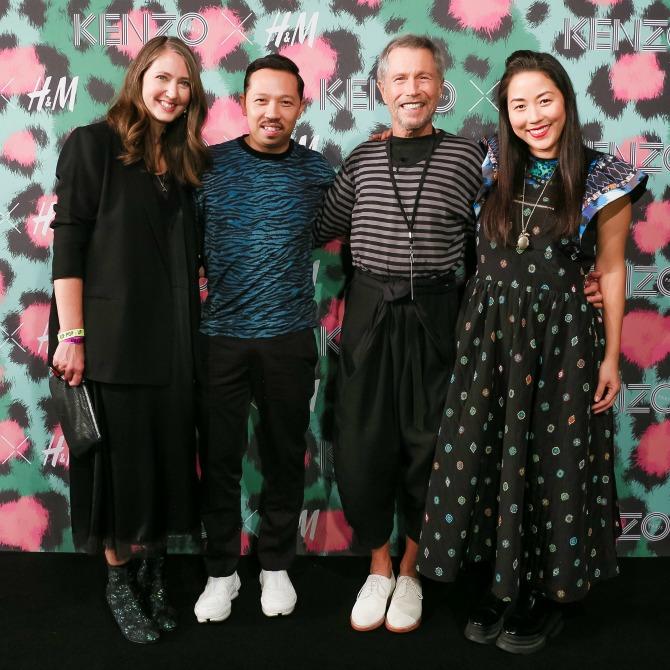 kenzo x hm nyc event humberto carol lim 2 Žan Pol Gud režira spektakularnu modnu reviju u Njujorku kojom se obeležava predstavljanje kolekcije KENZO x H&M
