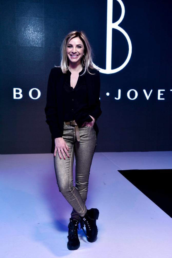 prva revija bojane jovetic 10 Bojana Jovetić prikazala svoju prvu kolekciju
