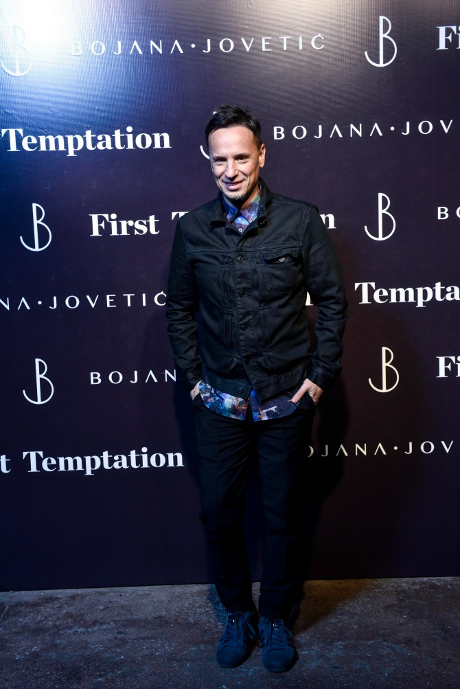 prva revija bojane jovetic 8 Bojana Jovetić prikazala svoju prvu kolekciju