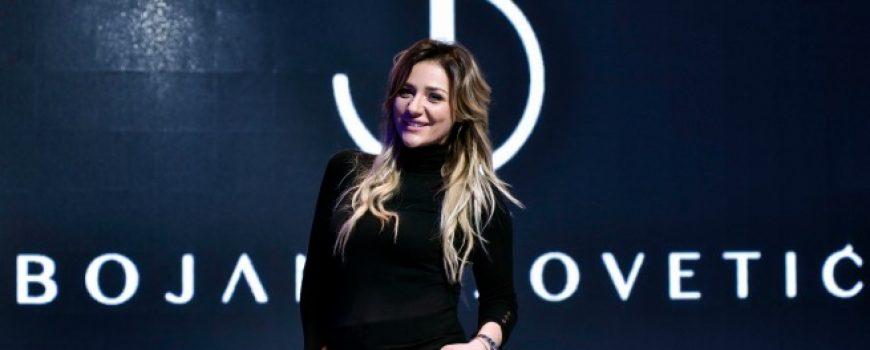 Bojana Jovetić prikazala svoju prvu kolekciju
