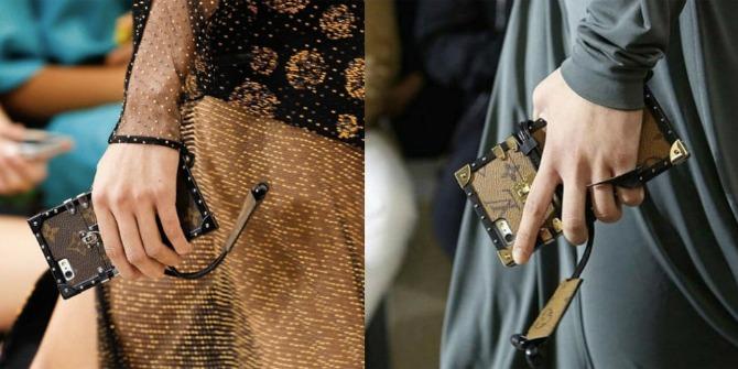 torba 2 Louis Vuitton svoje čuvene torbe pretvorio u maske za telefon i   sjajne su!