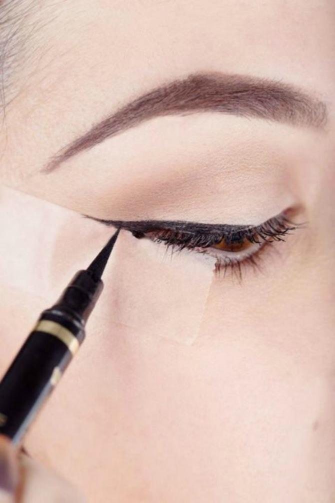 trikovi 4 Makeup trikovi koje smo ukrale sa Pinteresta