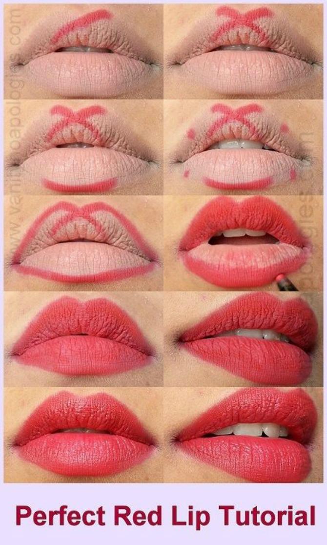 trikovi 5 Makeup trikovi koje smo ukrale sa Pinteresta