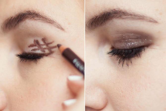 trikovi 6 Makeup trikovi koje smo ukrale sa Pinteresta