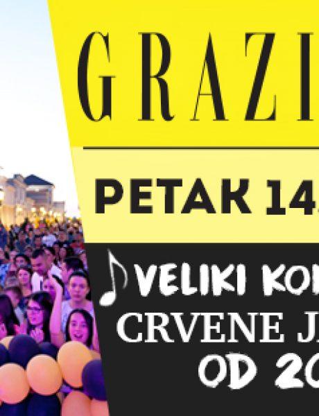 Ovog petka vas u Fashion Parku očekuje Grazia Shopping Night!