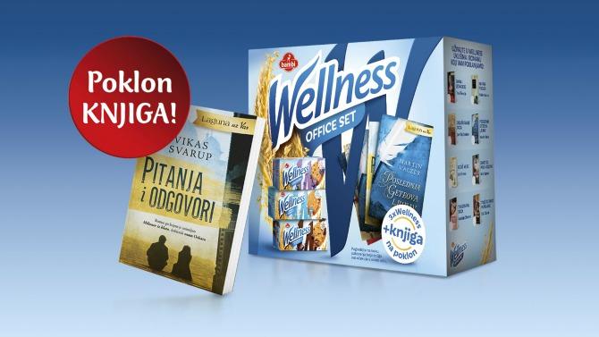 wellness poklon set sa knjigom 1 Osvoji Wellness set sa poklon knjigom, za savršen dan!