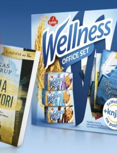 Osvoji Wellness set sa poklon knjigom, za savršen dan!