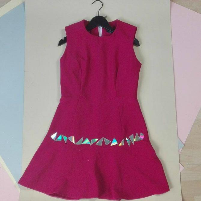 15205634 1776655099266976 1942541640 o Kako da recikliraš svoju omiljenu haljinu za novogodišnju noć?