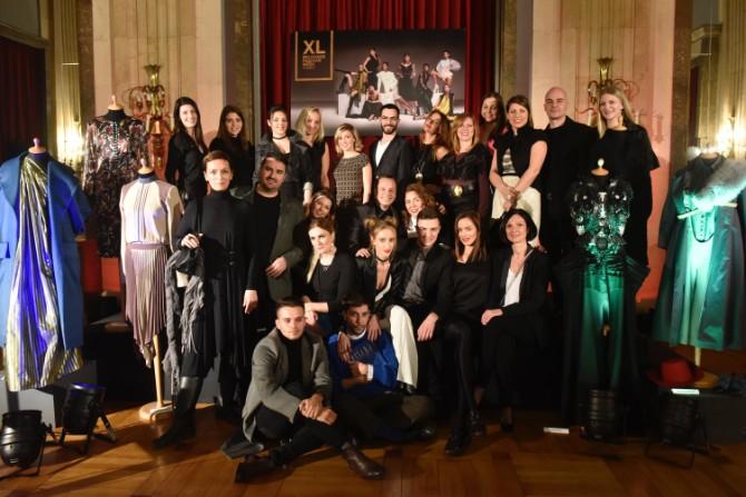 BFW team Dodelom nagrada u Skupštini grada Beograda završen 40. Belgrade Fashion Week