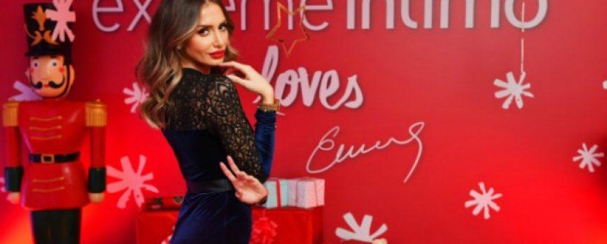 Emina Jahović novo zaštitno lice brenda Extreme Intimo
