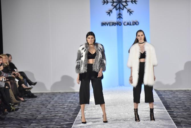 "DJT1043 ""Magična zima"" na Belgrade Fashion Week u"