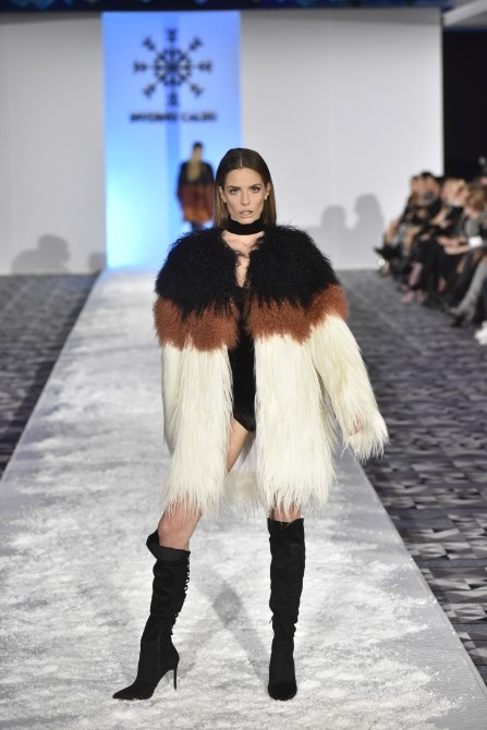 "DJT1541 ""Magična zima"" na Belgrade Fashion Week u"