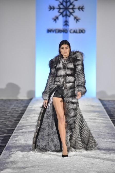 "DJT1556 ""Magična zima"" na Belgrade Fashion Week u"