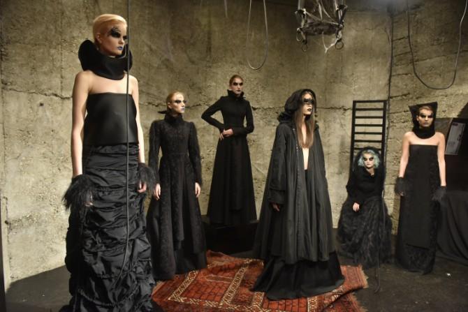DJT9686 Modne vinjete na Belgrade Fashion Week u